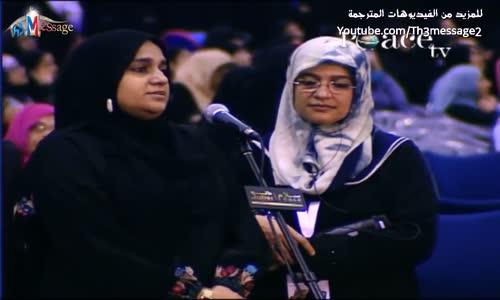 ماذا تقول في خدمتي لام زوجي المريضة؟ - ذاكر نايك Zakir Naik
