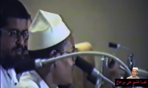 الشيخ علي بن حاج ينسف الأكاذيب والتشويه الاعلامي 1991