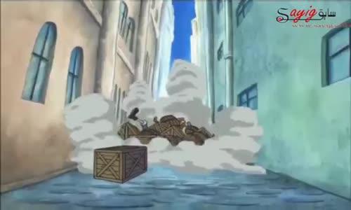ون بيس زورو ينقذ اوسوب و نامي من الموت
