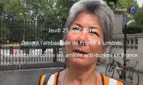 Burkini La presse étrangère se moque de la France sur son absence de libertés