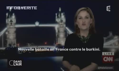 Burkini La presse étrangère se moque de la France   BurkiniBan