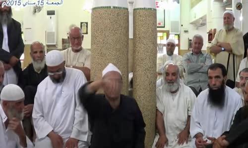 الشيخ علي بن حاج _ تغيير النظام بجناحيه
