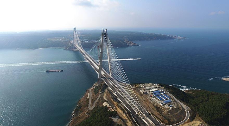 رقم قياسي لاسرع دراجة نارية  400 كلم/سا على جسر تركيا العملاق