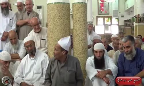 ALGERIE - octobre 88 الشيخ علي بن حاج للإعلام _ استجوابي يكون على المباشر