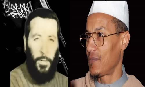 ALGERIE - 1990 - الشيخ علي بن حاج_ الأخ مصطفى بويعلي رحمه الله كان حريصا على الشرع