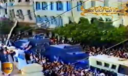شرطة اسلامية..اخواننا VS قنابل مسيلة للدموع وقمع