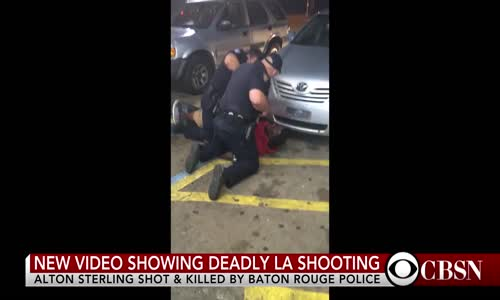 New video released of Alton Sterling shooting_HD