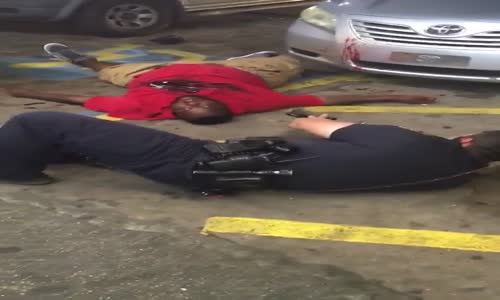 Alton Sterling New Video Shows Police Removing Gun