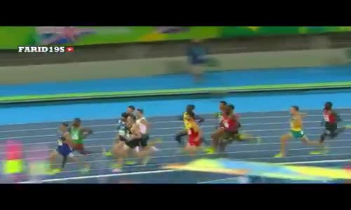 مخلوفي يفوز بالميدالية الفضية سباق ال 1500 متر ريو 2016
