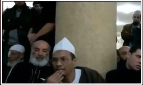 الشيخ علي بن حاج # مستعدين ونتحدى الجميع بقضاء شرعي،وطني،دولي