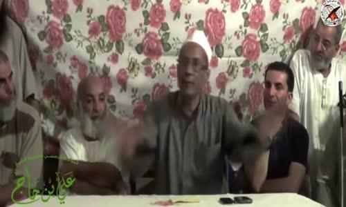 الشيخ علي بن حاج _13  سنة وانا مطارد ومحاصر صباحا مساءا