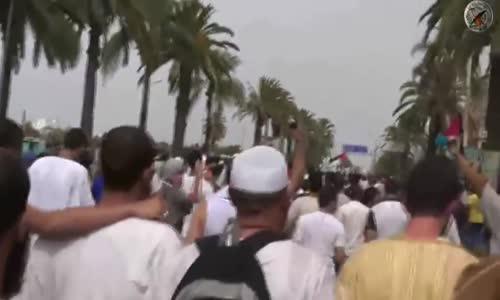 أدونا يا دولة واش اديروا بينا _ أدونا الفلسطين نحاربوا الصهاينة