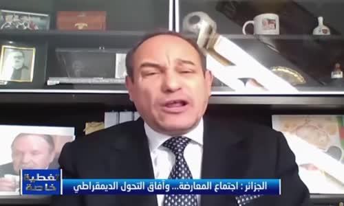 هشام عبود _ الجبهة الإسلامية للإنقاذ يوم ان كانت واقفة وعلى ديدانها