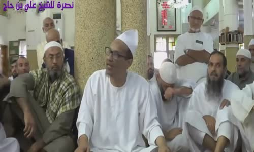 الشيخ علي بن حاج ينتقد بشدة اللسان الفرنسي لبعض السياسيين
