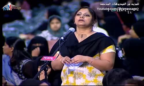 المسلم لا يتزوج الا من هي اصغر منه سناً !! أيعقل ذلك؟ - ذاكر نايك Zakir Naik