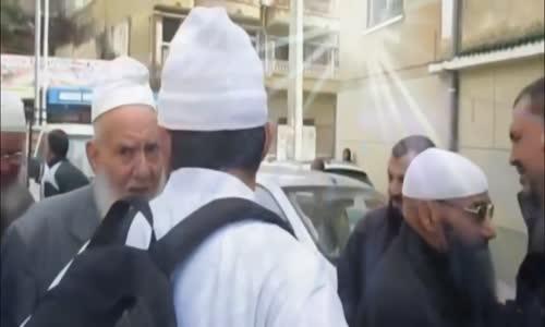 الشيخ علي بن حاج _ الجبهة الإسلامية الحزب الوحيد الذي تصدى لفلول فرنسا
