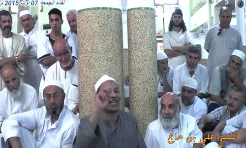 الشيخ علي بن حاج يقذف انجازات السيسي بالثقيل