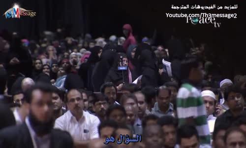 اشهار الاسلام ام ابقائه سراً - ذاكر نايك Zakir Naik