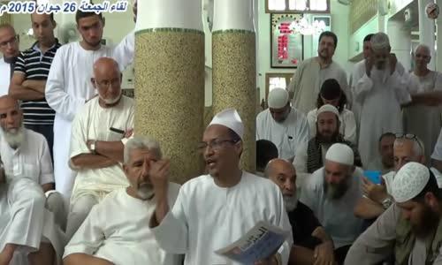 الشيخ علي بن حاج _ الجبهة الإسلامية مارست حقها السياسي في ضل نظام دموي