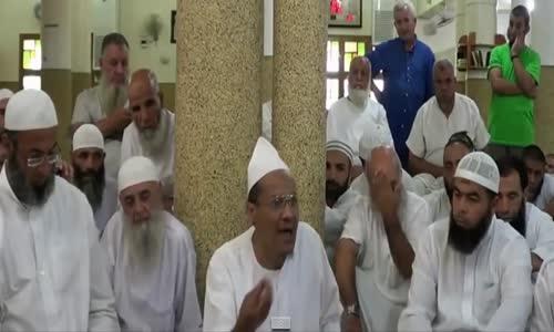 الشيخ علي بن حاج _ ليبيا،مالي..وماذا عن الحل السياسي لأزمة الجزائر