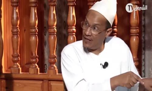 الشيخ علي بن حاج يكشف كذب وبهتان خالد جزار