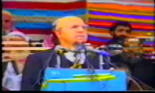 21 .11 .1991  الخطاب الشهير للمجاهد الكولونيل  محمدي سعيد  جزء الثاني