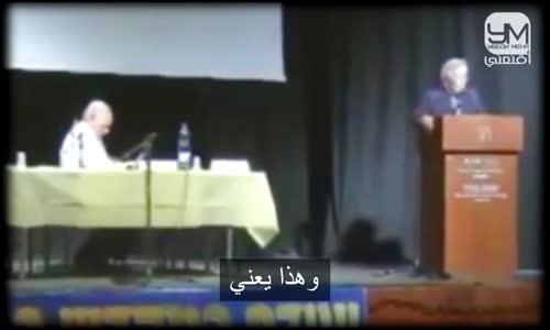 البروفيسور اليهودي موشى شارون يهز العالم بكلماته الاخيرة عن الإسلام شاهد و ساهم بالنشر