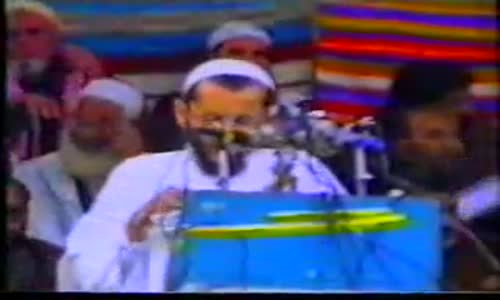 21 .11. 1991   الخطاب الشهير للمجاهد الكولونيل  محمدي سعيد  جزء الاول