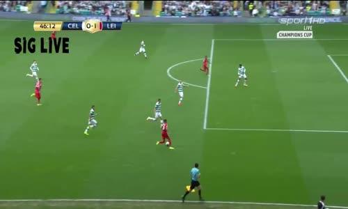 هدف رياض محرز الرائع أمام سيلتيك كأس الأبطال الدولية HD هدف عالمي