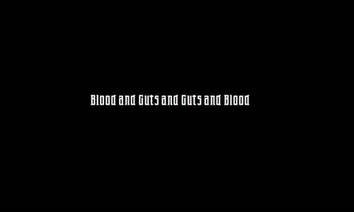 Berserk - Blood and Guts lyrics