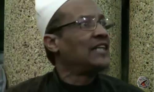 الشيخ علي بن حاج _ أنا لا اطلب حماية إلاّ من الله