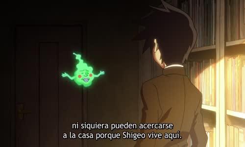 Ritsu aprende a usar sus Poderes Psíquicos _ Mob Psycho 100 Cap 7