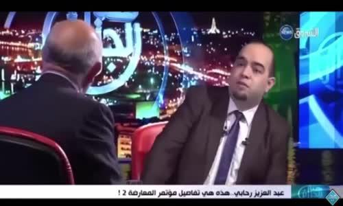 عبد العزيز رحابي(المعارضة) ورث سياسة الإقصاء للجبهة الإسلامية للإنقاذ