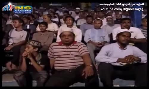 هل استنساخ الكائنات الحية يجعل الانسان مساوياً لله؟ - ذاكر نايك Zakir Naik