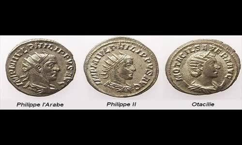 LEMPEREUR PHILIPPE LARABE (Marcus-Julius)