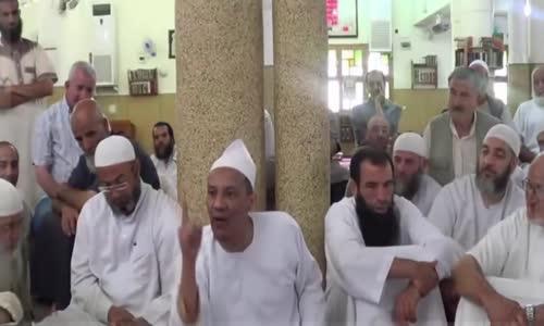 الشيخ علي بن حاج _ يامعشرالأئمة والعلماء والدعاة نحن احرار وسنقول كلمتنا