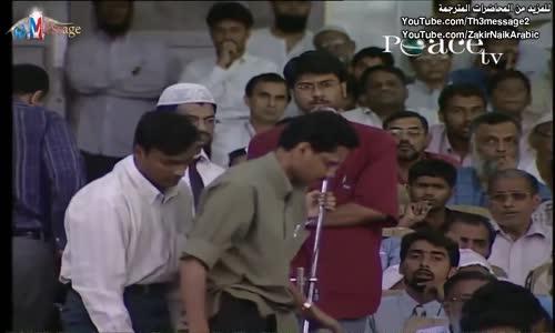 لماذا يعترض المسلمون على الدستور المدني العام في الهند ؟ - ذاكر نايك Dr Zakir Naik