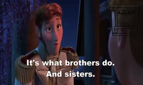 تعلم الانجليزية بطريقة التلقين السمعي من فيلم ملكة الثلج  18