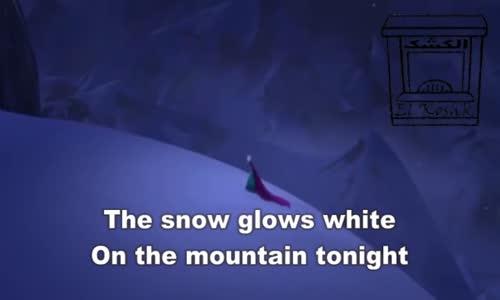 تعلم الانجليزية بطريقة التلقين السمعي من فيلم ملكة الثلج  27