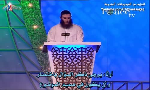 طفل يقوم بدعوة حارس الامن الى الاسلام والنتيجة!! - ذاكر نايك Zakir Naik