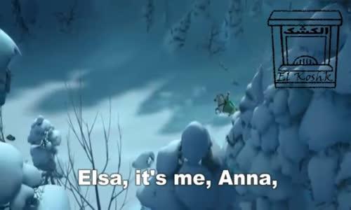 تعلم الانجليزية بطريقة التلقين السمعي من فيلم ملكة الثلج  30