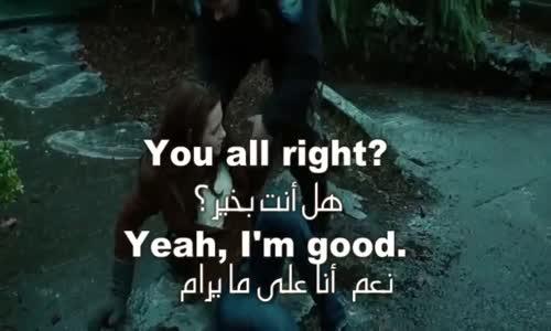 تعلم الانجليزية بطريقة التلقين السمعي من خلال فيلم توايلايت (20)
