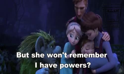 تعلم الانجليزية بطريقة التلقين السمعي من فيلم ملكة الثلج  4