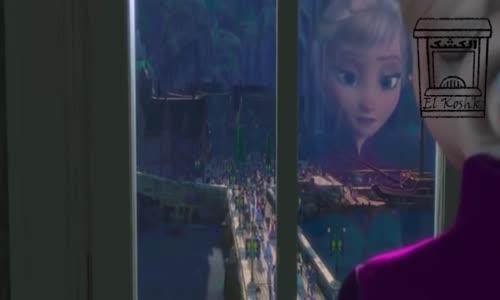 تعلم الانجليزية بطريقة التلقين السمعي من فيلم ملكة الثلج  12