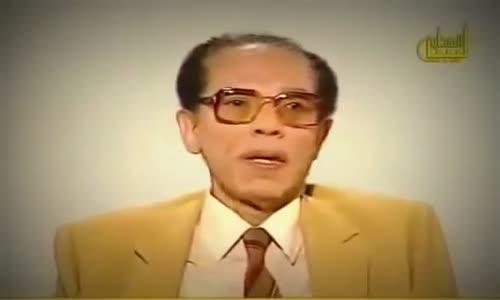 هل الإنسان مسير أم مخير؟ إجابة مبسطة ورائعة مع د.مصطفى محمود