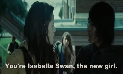 تعلم الانجليزية بطريقة التلقين السمعي من فيلم تويلايت  4
