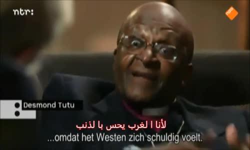 ديزموند توتو يتحدث عن سبب تغاضي الغرب عن جرائم إسرائيل