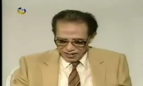 د مصطفي محمود يتحدث عن عظماء الدنيا و عظماء الآخره