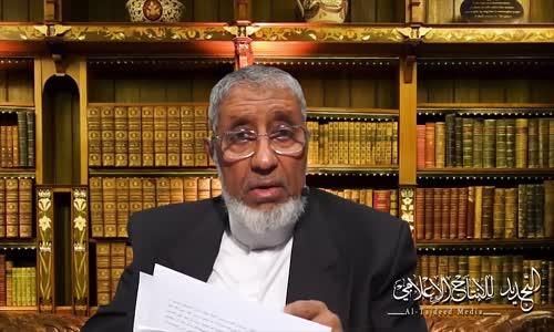 أ. د. محمد #المسعري وحديث قد يصدم البعض !!