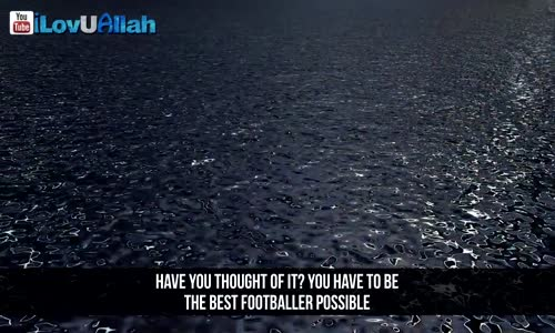 Life Is Like Football  - Mufti Menk